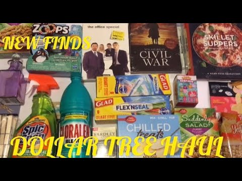 LARGE DOLLAR TREE HAUL | NEW FINDS AT DOLLAR TREE 🌲