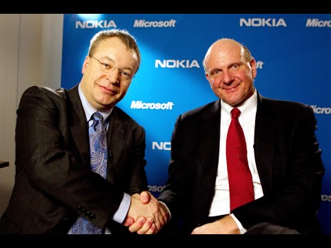"Nokia Acquisition/Charges; The Cost of ""Apple Envy"" at Microsoft"
