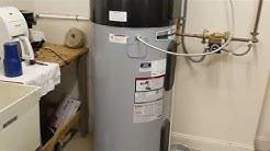 AO Smith Heat Pump Water Heater