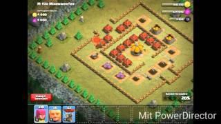 Clash of Clans 13.Koboldmission (M für Mienenwerfer)