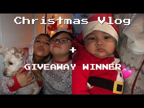 Christmas Pranks + GIVEAWAY WINNER