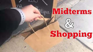 VLOGMAS Day 13: Midterms, Shopping & Christmas Concert!!