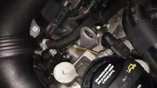 VW probleme moteur 1.4 TSI 140 Golf 5 Gallet Tendeur avec du jeu HS