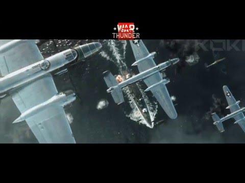 """Hell of War"" (Short War Movie2016) Fanmade WarThunder/Wowp/Wot/IL-2/Warships"