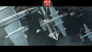 """Hell of War"" (Short War Movie2016) Fanmade WarThunder/Wowp/Wot/IL-2/Warships"