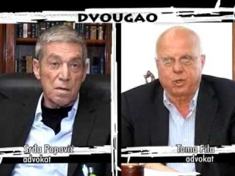 DVOUGAO 163 Srđa Popović - Toma Fila (novembar 2010)