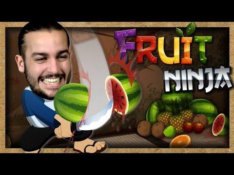 ON COUPE DES FRUITS   FRUIT NINJA FR