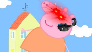 Gambar cover Mummy Pig becomes a gamer(Peppa Pig Edit)