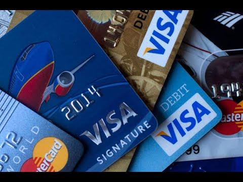 DIY CRAFT - crafty idea for old credit card