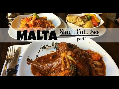 Best of Malta - Stay Eat See