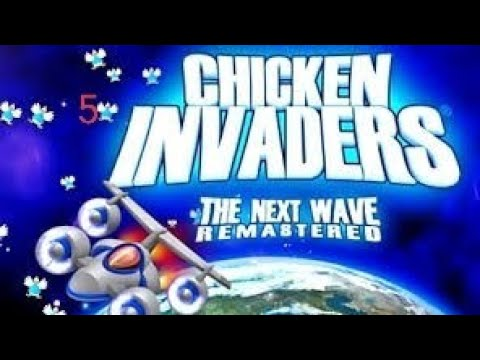 Chicken Invaders 2| Be Quick Or Be Dead ⚰🐔🥚 |