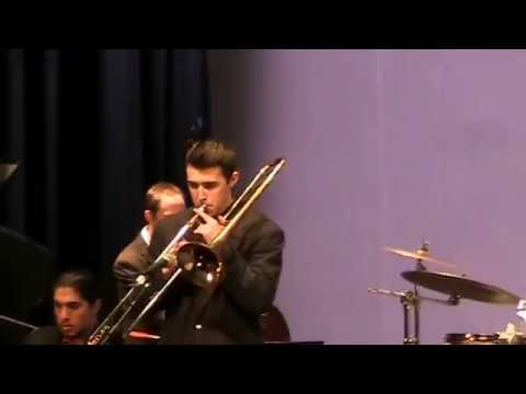 GMU Jazz Ensemble at Chantilly Jazz Invitational