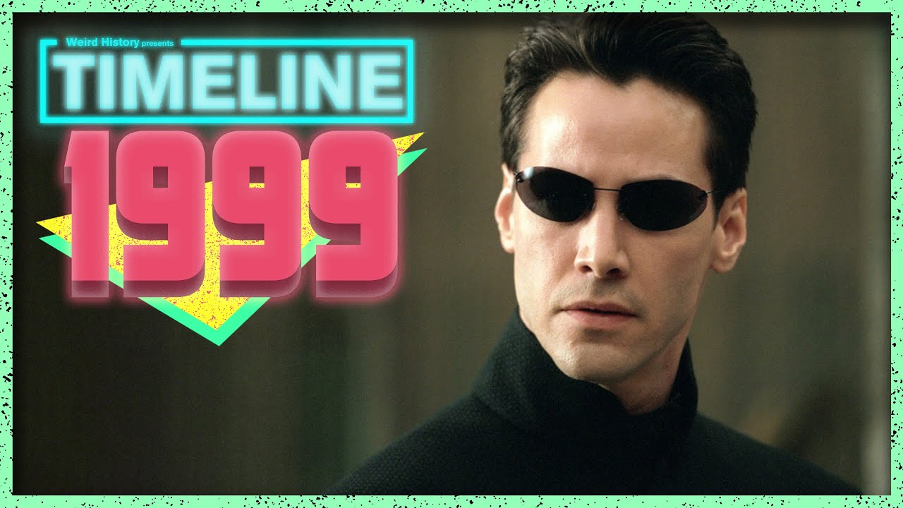 Download TIMELINE 1999 - Everything That Happened In '99