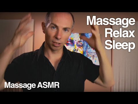 ASMR Head Massage Role Play to Relax, Reduce Headache & Slee