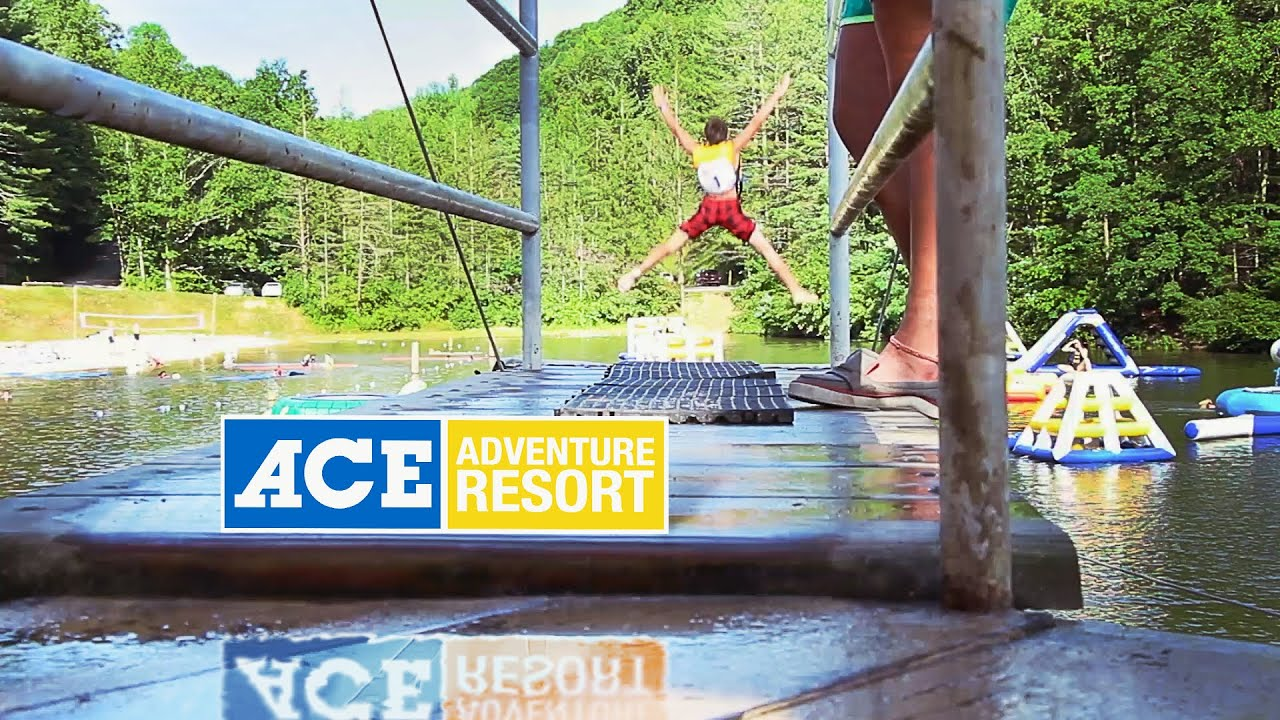 Ace Adventure Resort Ace Lake Youtube