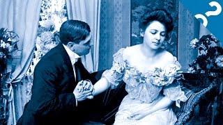 Weird Victorian Etiquette