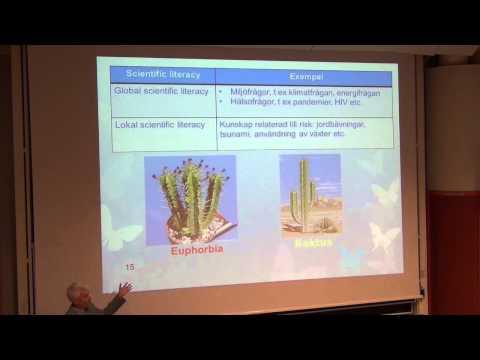 Naturvetenskap i media - Carl-Johan Rundgren
