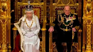Britain's Prince Philip to retire from public engagement