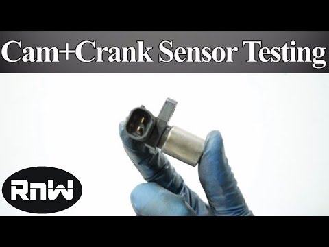 How to Test Crankshaft and Camshaft Position Sensors