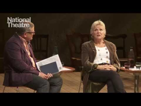 Richard Eyre and Julie Walters in conversation  National Theatre at 50
