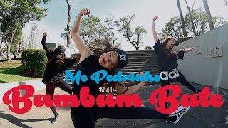 Baixar MC Pedrinho - Bumbum Bate Coreografia   Broop'Z