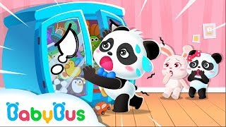 Baby Panda Didn't Clean Up His Toys | Kids Good Habits | Safety Tips for Kids | BabyBus