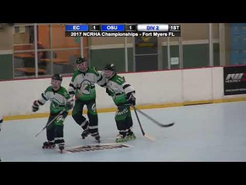 Endicott College Roller Hockey vs. The Ohio State University Buckeyes