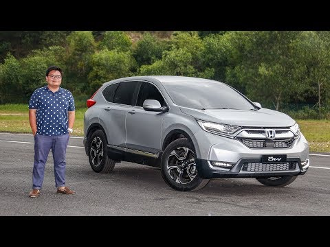 DRIVEN: 2017 Honda CR-V review – top of the class, again