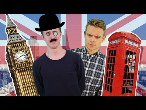 London med Jonas och Jonsson - Vlog