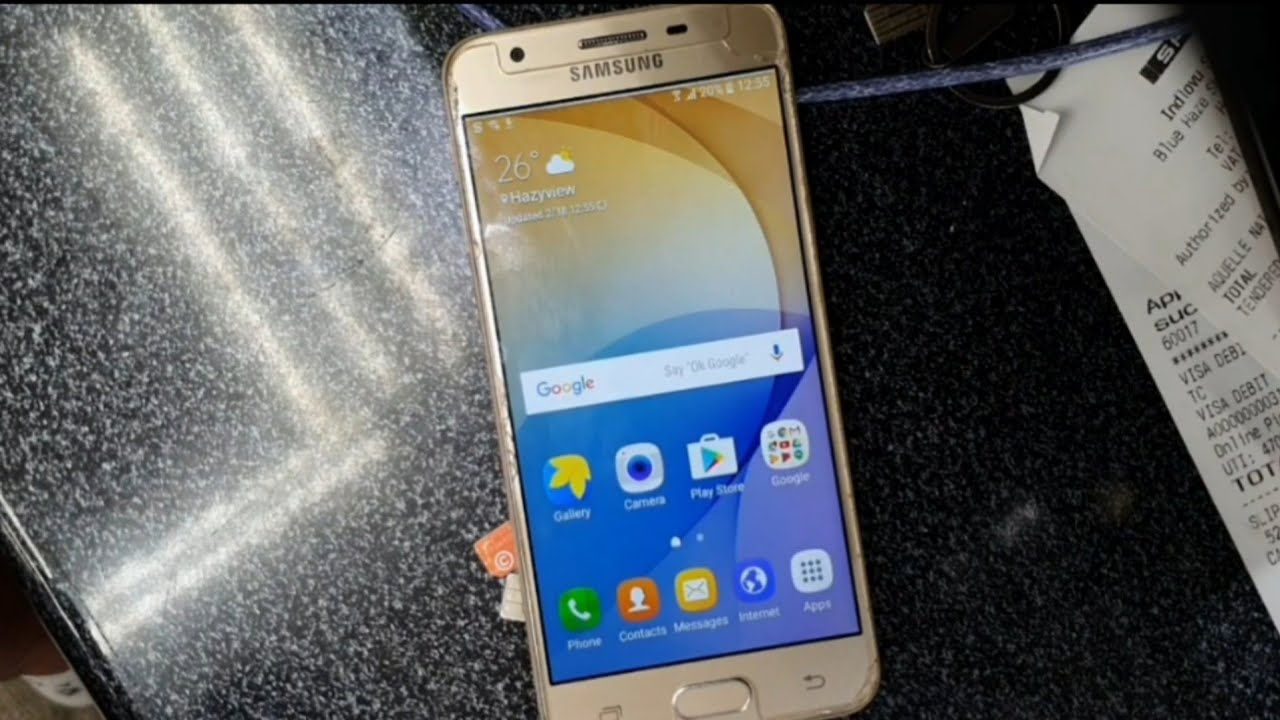 How To Bypass Google Account On Samsung Galaxy G570F Without Pc 2020 Tested