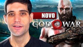 Novo God of War 2, zueira pra jogador abusado e NOVO MODO em Battlegrounds