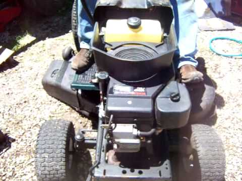 Kohler 15 Hp Ohv Engine Youtube