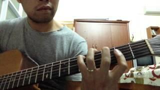 Mùa đông (Eric St319) Guitar playalong