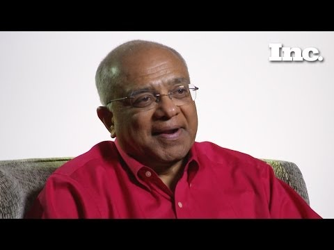 Srikumar Rao: 'To Become an Inspiring Leader Don't Even Try' | Inc ...