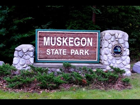 Visiting Muskegon State Park, Michigan