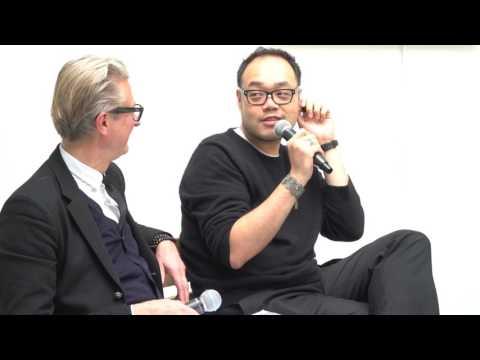 ALORS LA CHINE? with Bernard Blistène, Yung Ma and Jérôme Sans ( ASIANOW 2016 )