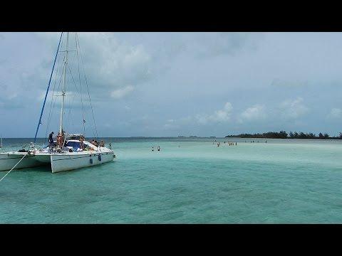 Excursion en catamaran Super Reef - Cayo Largo - Cuba - 2017