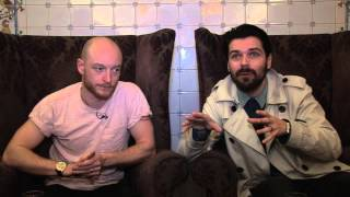 Biffy Clyro interview - Simon and Ben (part 4)