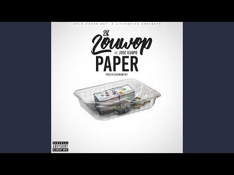 Paper (feat. Jose Guapo)