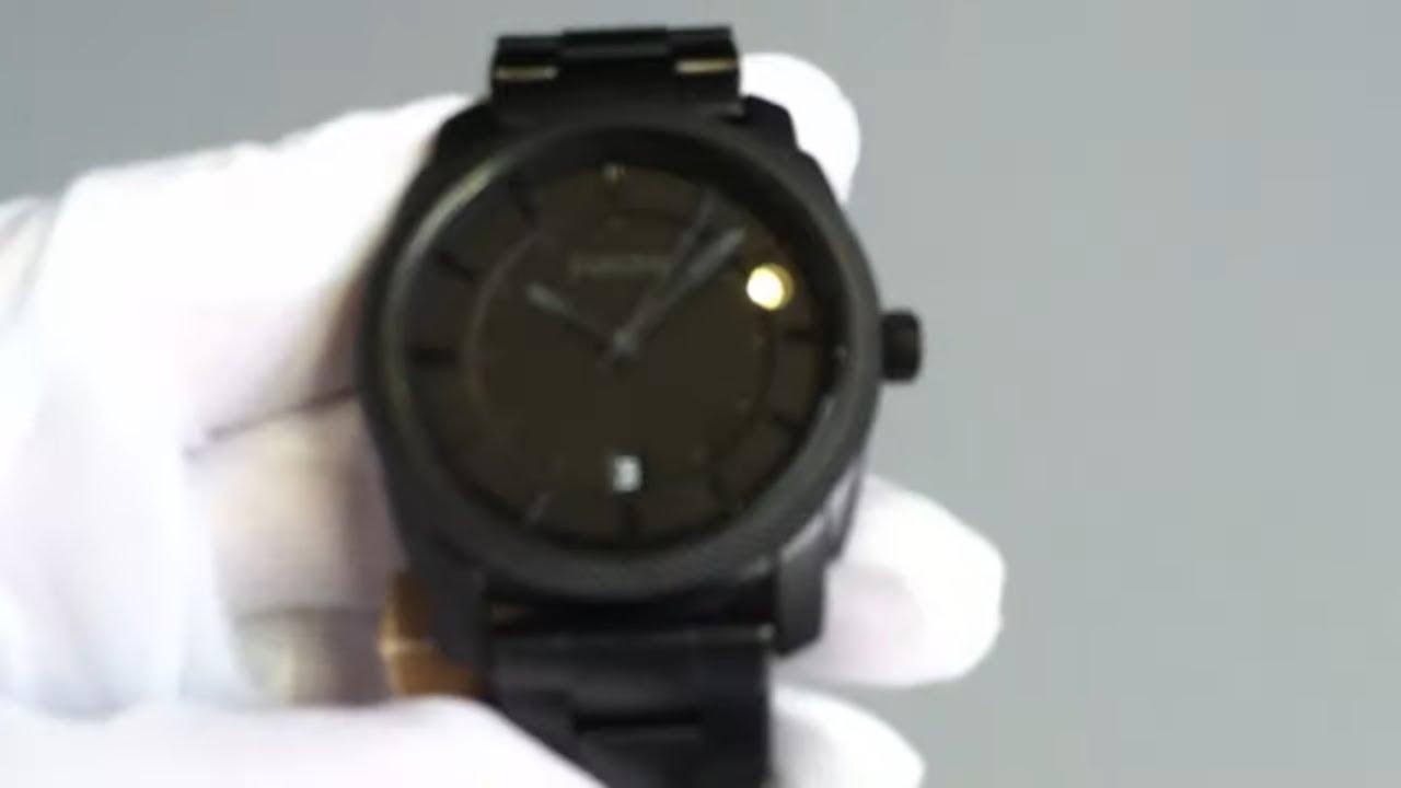 men s black fossil machine watch fs4704 men s black fossil machine watch fs4704