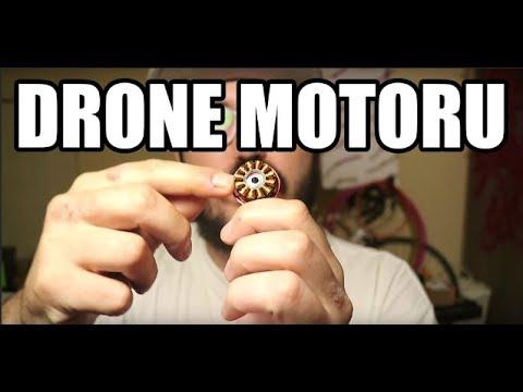 Yeni Başlayanlar İçin FPV Drone Yapımı   Brushless DC Motor Seçimi   6. Bölüm