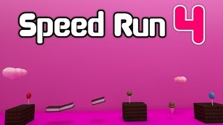 [GUIDE ROBLOX] Speed Run 4 - Level 27 (BEFORE UPDATE)