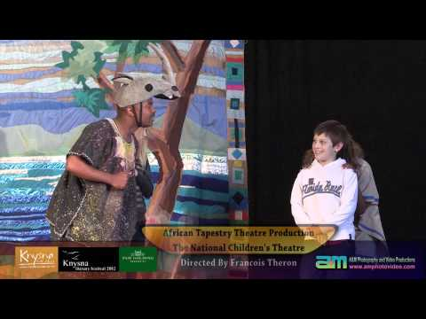 'African Tapestry' Theatre Production - The National Children's Theatre, South Africa