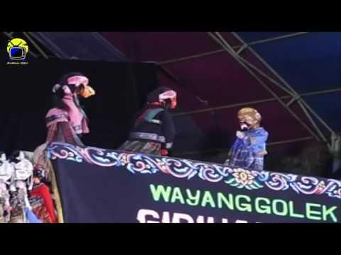 Wayang Golek Bodoran - Cepot Cawokah