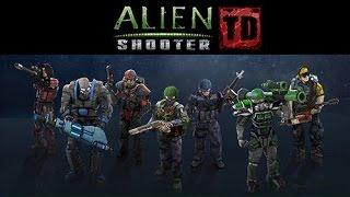 Alien Shooter TD: Mission 8