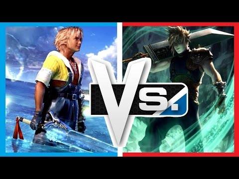 Versus Series | Tidus Vs. Cloud Strife (FF7)