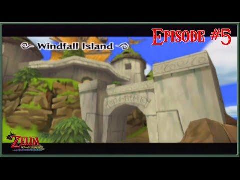 The Legend of Zelda: Wind Waker - A Sail To Set Sail - Episode 5