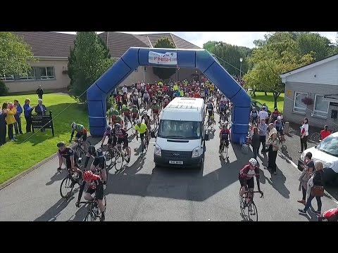 DAERA Charity Cycle 2016 – Campus to Campus