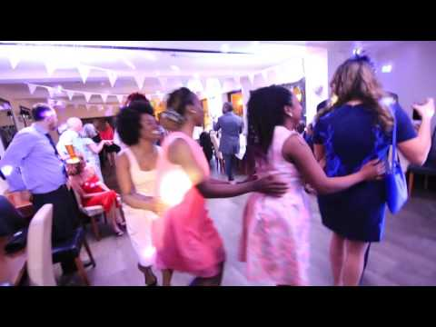 Stanwell House Wedding DJ - Anglo African wedding