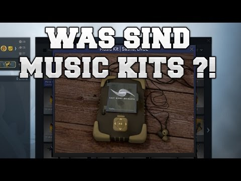 CS:GO - Was sind Music Kits ?
